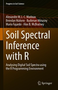 Cover Soil Spectral Inference with R