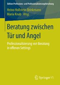 Cover Beratung zwischen Tür und Angel
