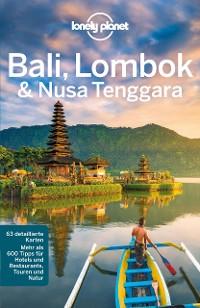 Cover Lonely Planet Reiseführer Bali, Lombok & Nusa Tenggara
