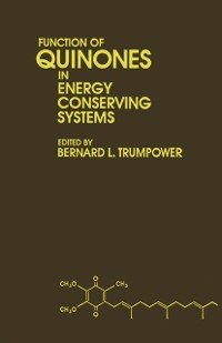 Cover Function of Quinones in Energy Conserving Systems