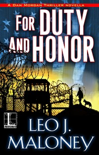 Cover For Duty and Honor
