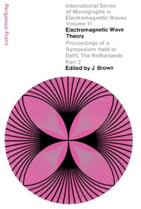 Cover Electromagnetic Wave Theory