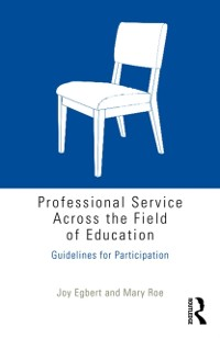 Cover Professional Service Across the Field of Education