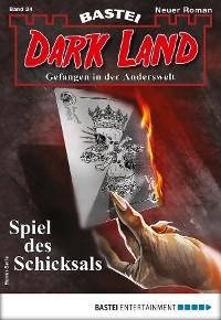 Cover Dark Land 34 - Horror-Serie