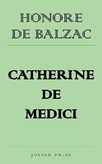 Cover Catherine de Medici