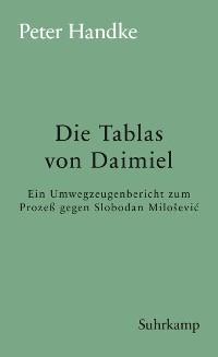 Cover Die Tablas von Daimiel
