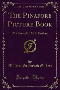 Cover The Pinafore Picture Book