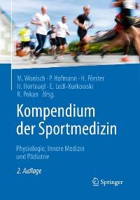 Cover Kompendium der Sportmedizin