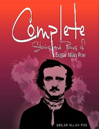 Cover Complete Stories and Poems of Edgar Allan Poe