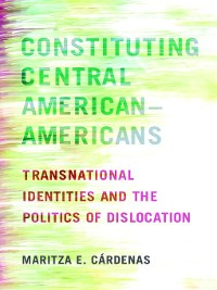 Cover Constituting Central American–Americans