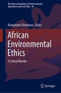 Cover African Environmental Ethics