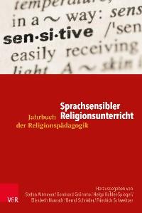 Cover Sprachsensibler Religionsunterricht
