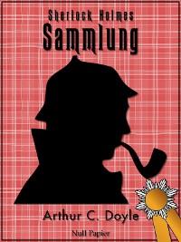 Cover Sherlock Holmes – Sammlung