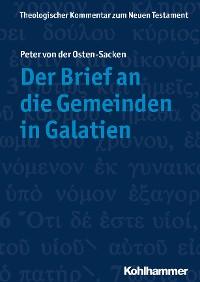 Cover Der Brief an die Gemeinden in Galatien