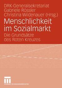 Cover Menschlichkeit im Sozialmarkt