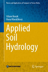 Cover Applied Soil Hydrology