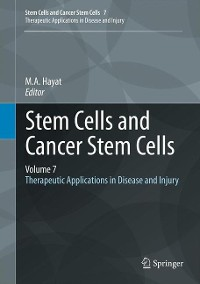 Cover Stem Cells and Cancer Stem Cells, Volume 7