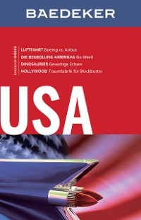 Cover Baedeker Reiseführer USA