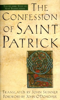 Cover Confession of Saint Patrick