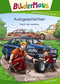 Cover Bildermaus - Autogeschichten