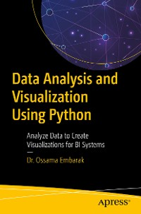 Cover Data Analysis and Visualization Using Python