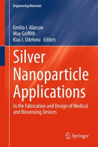 Cover Silver Nanoparticle Applications