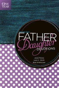 Cover One Year Father-Daughter Devotions