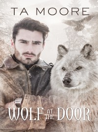Cover Wolf at the Door