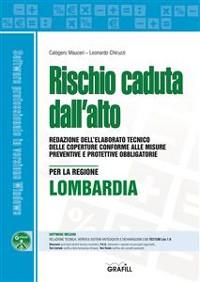 Cover Rischio caduta dall'alto per la regione Lombardia