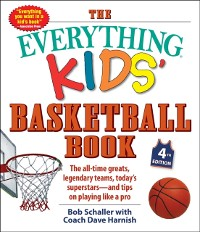 Cover Everything Kids' Basketball Book, 4th Edition