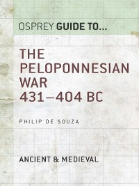Cover The Peloponnesian War 431–404 BC
