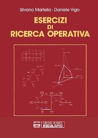 Cover Esercizi di ricerca operativa