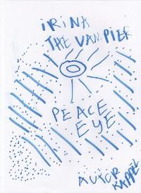 Cover Irina /The Peace Eye