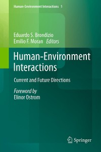 Cover Human-Environment Interactions