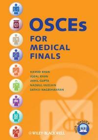 Cover OSCEs for Medical Finals