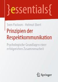 Cover Prinzipien der Respektkommunikation