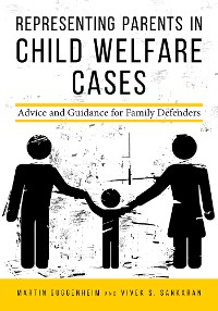 Cover Representing Parents in Child Welfare Cases