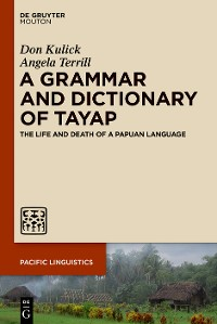 Cover A Grammar and Dictionary of Tayap