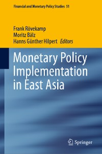 Cover Monetary Policy Implementation in East Asia