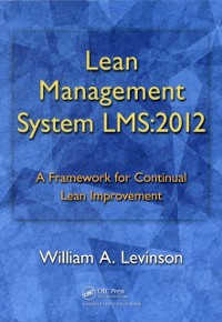 Cover Lean Management System LMS:2012