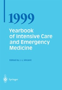 Cover Yearbook of Intensive Care and Emergency Medicine 1999