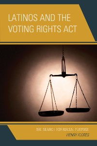 Cover Latinos and the Voting Rights Act