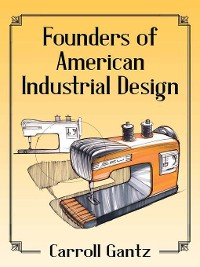Cover Founders of American Industrial Design
