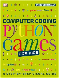 Cover Computer Coding Python Games for Kids
