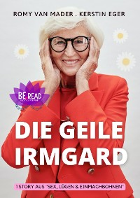 Cover Die geile Irmgard