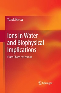 Cover Ions in Water and Biophysical Implications