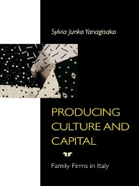 Cover Producing Culture and Capital
