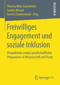 Cover Freiwilliges Engagement und soziale Inklusion