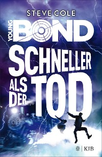 Cover Young Bond – Schneller als der Tod
