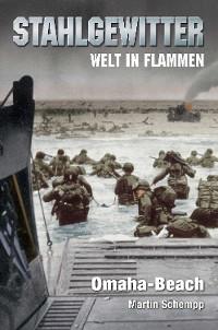 Cover Stahlgewitter – Welt in Flammen: Omaha-Beach